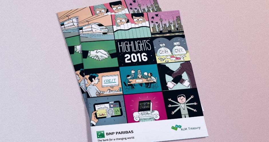 Rapport d'activité BNP Paribas ALMT
