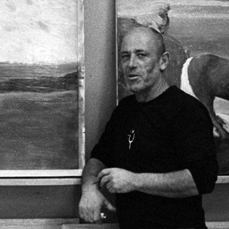 Portrait de Gildas Flahaut