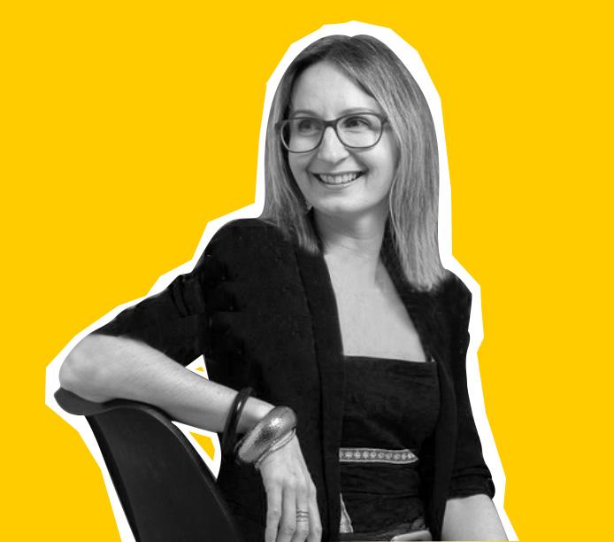 Katia Moisson, fondatrice agence ComSweetCom  - Toulouse - Graphisme - Webmarketing - Community management