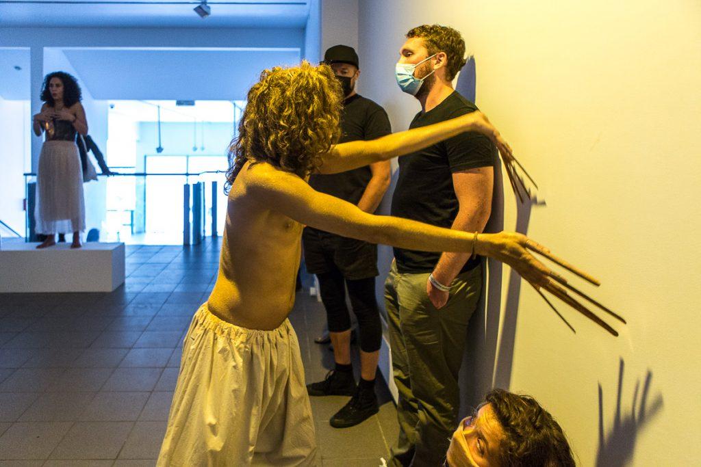 Abi Tariq Reportage photo event à Paris © Nathalie Tiennot/Agence Denatt - Cité internationale des Arts -