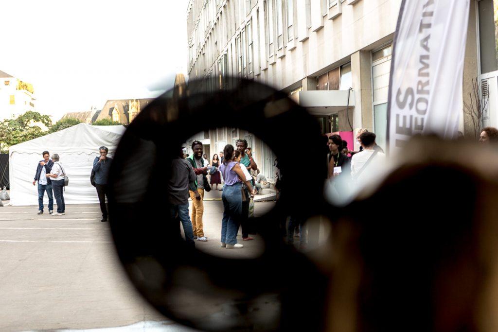 Reportage photo event à Paris © Nathalie Tiennot/Agence Denatt - Cité internationale des Arts - 11 sept 2021
