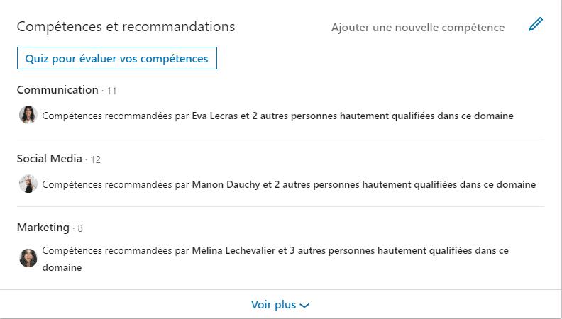 recommandations-linkedin