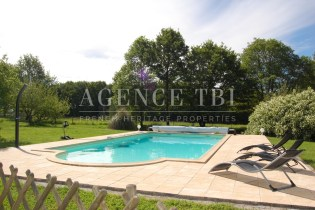 481 TBI PROPRIETE EN TOURAINE AVEC PISCINE