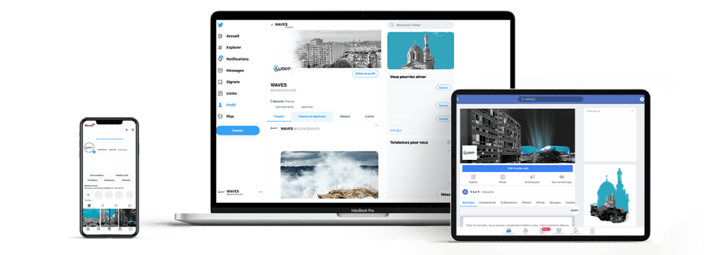 Agence Waves - Services & prestations community management