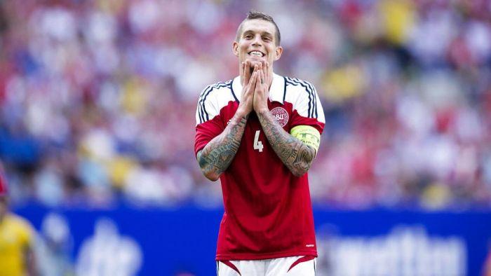 Fodboldlandsholdets anfører, Daniel Agger er ny frontfigur for det danske jeansmærke Solid. Samarbejdet bliver sidst på året synligt i butikker rundt omkring i Europa.