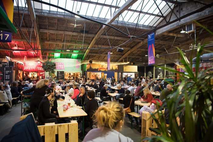 Aarhus Street Food udvider rammerne og åbner op for flere køkkener