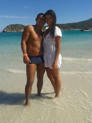 George e Debora Alves