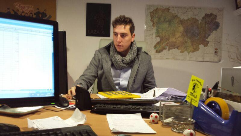 """Jorge Porto: """"Internet es un campo muy bueno para la música y la venta de espectáculos"""""""