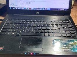 R$ 600,00 Laptop usado