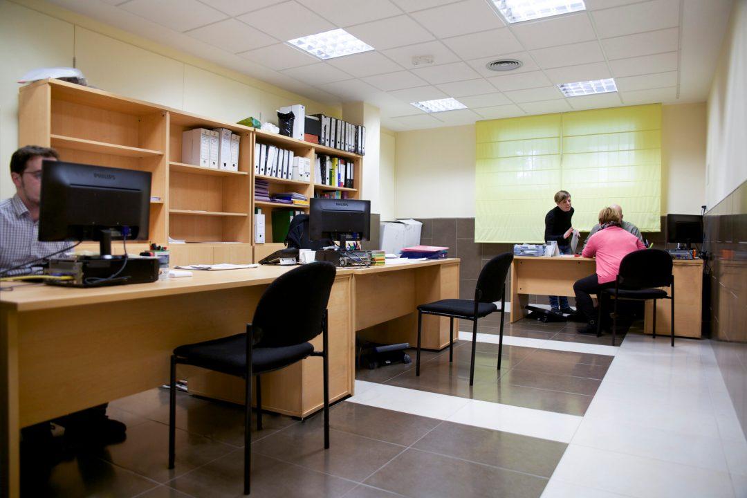 Instalaciones agencia colocación