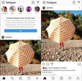 Instagram Sem Like