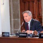 Solá concluye su visita a México con una reunión de comercio bilateral, tras participar de la CELAC