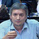 """Máximo Kirchner: """"Hay que cerrar los números con la gente adentro"""""""