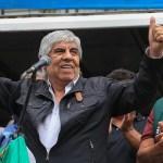 Hugo y Pablo Moyano ratificaron su apoyo al Gobierno del presidente Fernández
