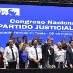 """Gioja convocó a elecciones en el PJ y anticipó que habrá una """"renovación de autoridades"""""""