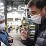 El ministro Arroyo lanzó un programa de ayuda a empresas y fábricas recuperadas por sus trabajadores