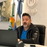 Presidido por Menéndez se reúne el PJ Bonaerense a través de una video conferencia y expresan su total apoyo a Alberto y Axel