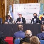 """El Presidente Fernández llamó a construir un País mas """"justo y federal"""""""