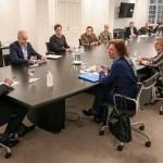 El Presidente Fernández analizó junto a Larreta cómo será la nueva fase del aislamiento en la ciudad de Buenos Aires