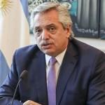 """El Presidente Fernández llamó a """"seguir el ejemplo"""" de provincias que pasan a una nueva etapa de """"distanciamiento social"""""""
