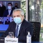 """Alberto Fernández: """"No vamos a postergar a ningún argentino para pagar una deuda que no podemos pagar"""""""