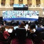 Senadores y Senadoras del Frente de Todos elogian el proyecto de Reforma Judicial presentado por el Presidente Fernández