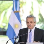 """Presidente Fernández sobre la deuda externa: """"nos sacamos una mochila muy pesada que alguien cargó sobre los argentinos"""""""