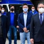 """El Presidente Fernández reafirmó que para su Gobierno """"la salud pública está por encima de todas las cosas"""""""