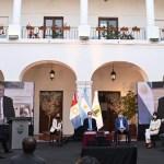 """Presidente Alberto Fernández: """"Córdoba hizo con el juzgamiento de La Perla un hecho histórico"""""""