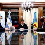 "El Gobernador Kicillof presentó Vincular: ""un espacio virtual del Bapro para impulsar exportaciones"""