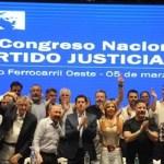 """El PJ lanzó un documento crítico en respuesta a los """"dirigentes de la oposición que no están a la altura de las circunstancias"""""""