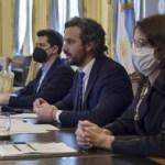 """Santiago Cafiero: """"somos un gobierno peronista, un gobierno que viene a hacer"""""""