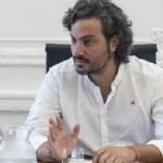 """Santiago Cafiero: """"el Gobierno de los tarifazos y los impuestazos se fue el 10 de diciembre"""""""