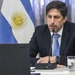 """Ministro Trotta advierte que en CABA: """"no están dadas las condiciones epidemiológicas para un regreso a las clases"""""""