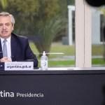 """El Presidente criticó dichos de Carrió y pidió """"sensatez y cordura"""" a Juntos por el Cambio"""
