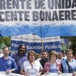 El Gobierno bonaerense convocó a paritarias a los gremios que integran el Frente de Unidad Docente Bonaerense y a los judiciales