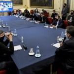 Sergio Massa acordó con bloques políticos mantener el trabajo virtual del Cuerpo legislativo