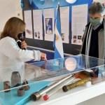 El Museo Malvinas inauguró un mural sobre la nueva Plataforma Continental Argentina