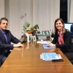 Raverta se reunió con Massa para analizar proyectos de ley vinculados con la ANSES que serán tratados en Diputados