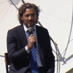 """Santiago Cafiero sobre la capacidad de Arsat: """"es la Argentina que viene, que exporta valor agregado"""