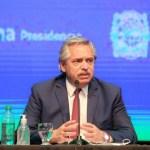 """El Presidente Fernández anunció la extensión del aislamiento sanitario: """"vamos a seguir 14 días más como estamos hoy"""""""