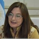 """Ministra Estela Díaz: """"la provincia está dando respuestas de hábitat de manera sostenible pero no es la toma el camino"""""""