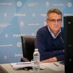 """Ministro Rossi: """"la virulencia de la oposición es absolutamente inapropiada para el momento que vive el país"""""""