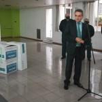 El ministro Rossi destacó el lanzamiento de la nueva línea de préstamos personales e hipotecarios para militares