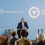 El presidente Alberto Fernández presentó el Plan de Promoción de la Producción de Gas Argentino