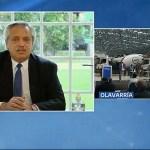 """Presidente Fernández: """"la construcción es verdaderamente el motor que va a encender la economía y va a dar trabajo"""""""