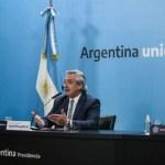 """Presidente Fernández: """"El distanciamiento sanitario continúa hasta el 20 de diciembre"""""""