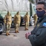"""Defensa """"pone a disposición todos los medios aéreos y terrestres para que la vacuna llegue a los distintos lugares de la Argentina"""""""