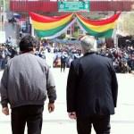 Evo Morales fue recibido por una multitud de seguidores en su retorno del exilio a Bolivia