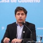 El gobernador Kicillof anunció la nueva etapa de distanciamiento social en la provincia de Buenos Aires que comienza este lunes